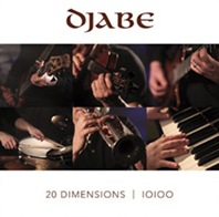 Djabe - 20 Dimensions (2LP+CD)