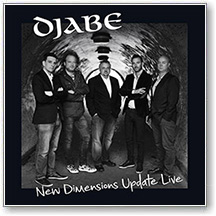 Djabe - New Dimensions Update Live (CD)