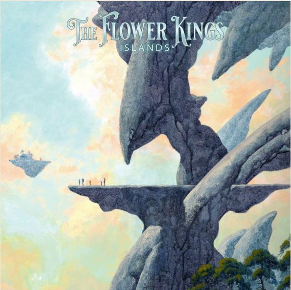 Flower Kings - Islands (2CD)