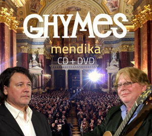 Ghymes - Mendika (CD+DVD)