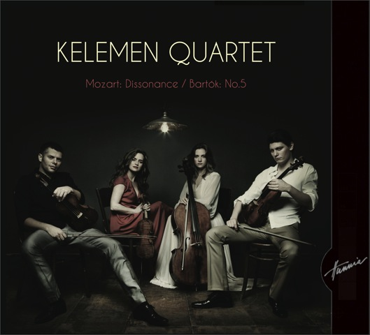 Kelemen Quartet - Mozart: Dissonance / Bartók No. 5.