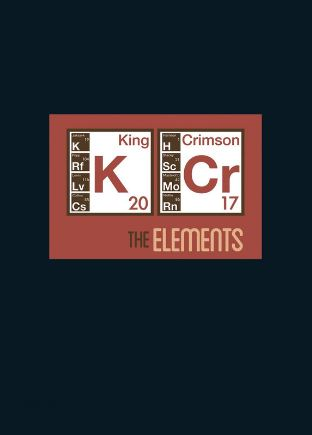 King Crimson - Elements 2017 - Tour Box (2CD)