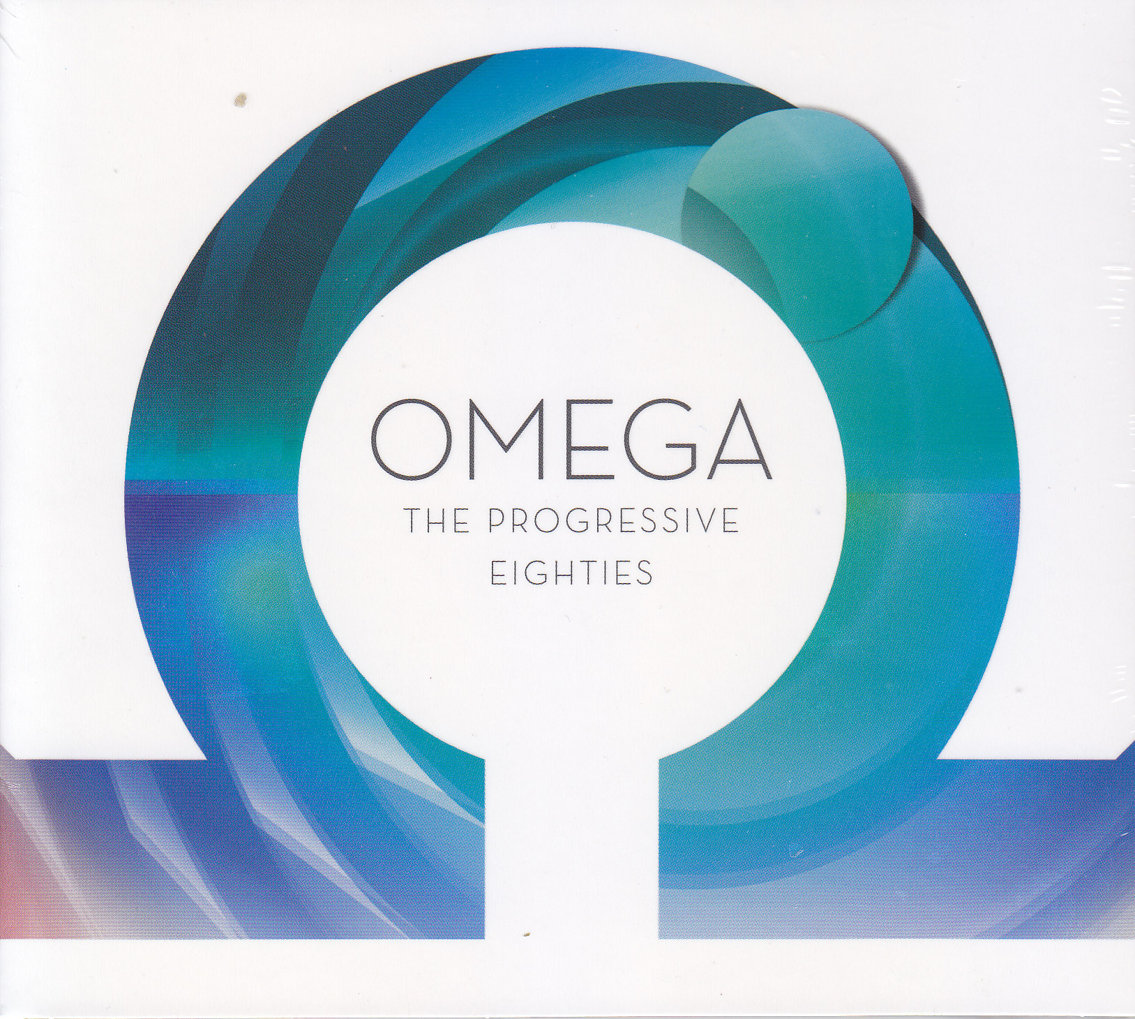 Omega - The Progressive Eighties